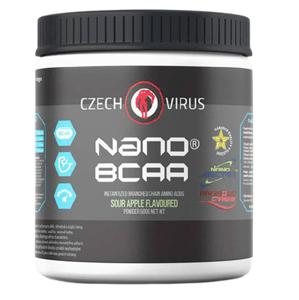 Czech Virus Nano BCAA kyselé jablko 500g