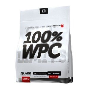 HiTec Nutrition 100% WPC protein vanilka 1800g