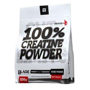 HiTec Nutrition 100% Creatine powder bez příchutě 500g