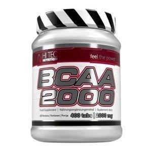 HiTec Nutrition BCAA 2000 400 tablet