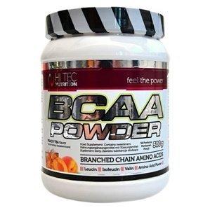 HiTec Nutrition BCAA Powder broskvový čaj 500g