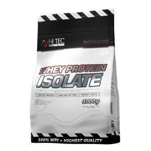 HiTec Nutrition Whey protein isolate vanilka 1000g