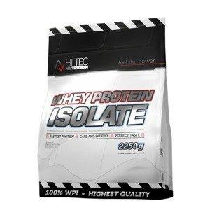 HiTec Nutrition Whey protein isolate vanilka 2250g