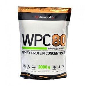 HiTec Nutrition Diamond line WPC 80 protein čokoláda 2000g