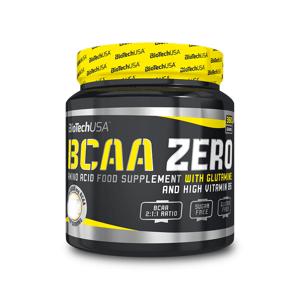 BioTech USA Bcaa Zero citrón-ledový čaj 360g