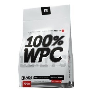 HiTec Nutrition 100% WPC protein jahodový cheesecake 700g