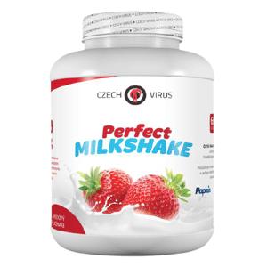 Czech Virus Perfect Milkshake jahodový milkshake 2000g
