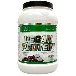 HiTec Nutrition Vegan protein čokoláda 750g