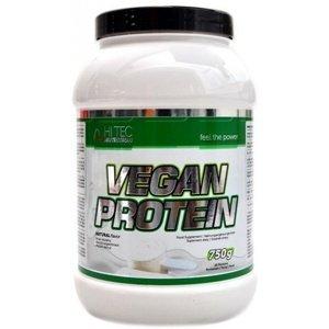 HiTec Nutrition Vegan protein bez příchutě 750g