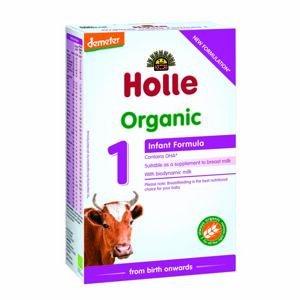 Holle Bio dětská mléčná výživa 1 počáteční 400g