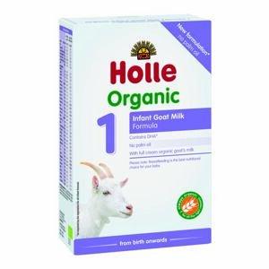 Holle Bio dětská mléčná výživa na bázi kozího mléka 1 počáteční 400g