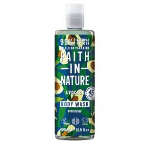 Faith in Nature Sprchový gel avokádo 400ml