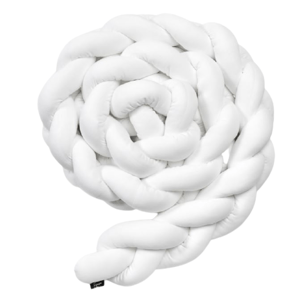 ESECO Pletený mantinel 180cm White