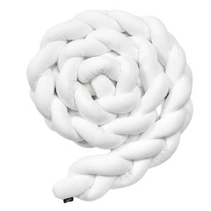 ESECO Pletený mantinel 360cm White