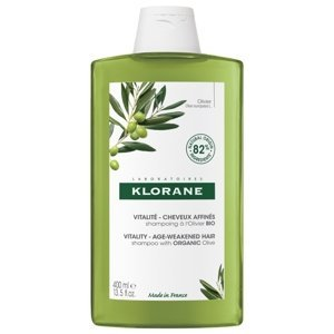KLORANE Šampon s BIO olivovníkem 400ml