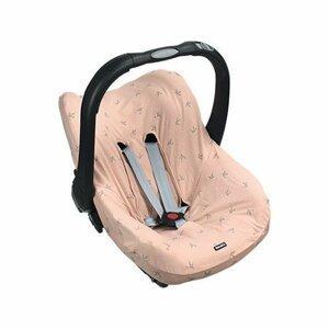 Dooky Potah na autosedačku Seat Cover 0+ Origami Swallow Pink
