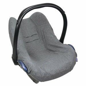 Dooky Potah na autosedačku Seat Cover 0+ UNI Dark Grey Melange