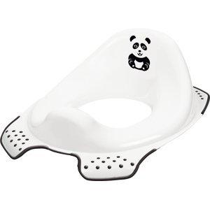 Keeper Adaptér na WC Panda bílá