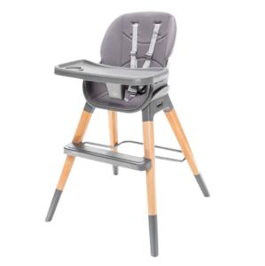 Zopa Dětská židlička Nuvio Dove Grey