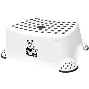 Keeper Stupínek k WC/umyvadlu Panda bílá