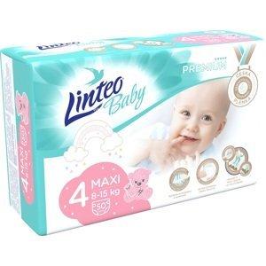 Linteo Baby Plenky Prémium Maxi (8-15kg) 50ks