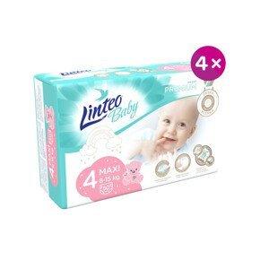 Linteo Baby Plenky Prémium Maxi (8-15kg) 200ks