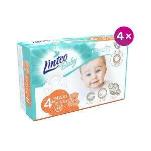 Linteo Baby Plenky Prémium Maxi+ (10-17kg) 184ks