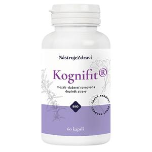 Nástroje Zdraví  Kognifit 60 kapslí