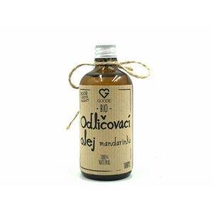 GOODIE Odličovací olej - mandarinka BIO 100ml