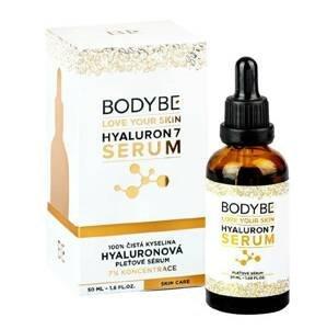 Bodybe Hyaluron 7 Serum - 7% kyselina hyaluronová 50ml