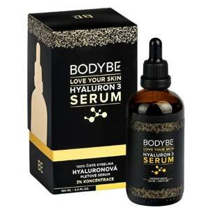 Bodybe Hyaluron 3 Serum - 3% kyselina hyaluronová 100ml
