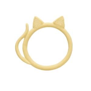 Lanco - Kousátko kroužek kočka 1ks