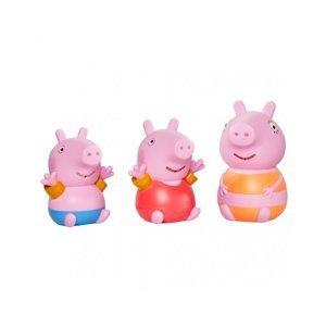 TOOMIES Prasátko Peppa Pig, maminka a Tom