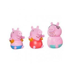 TOOMIES Prasátko Peppa Pig, tatínek a Tom