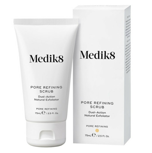 Medik8 Pore Refining Scrub - Přírodní peeling 75ml