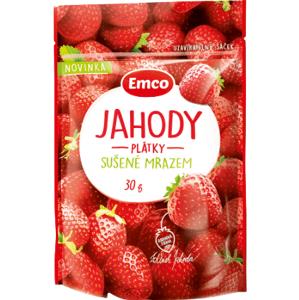 Emco Mrazem sušené jahody 30g