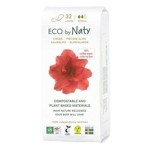 Eco by Naty Dámské ECO slipové vložky normal 32ks