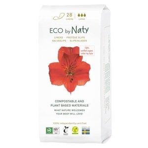 Eco by Naty Dámské ECO slipové vložky super 28ks