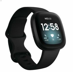 Fitbit Versa 3 Chytré hodinky black/black aluminum