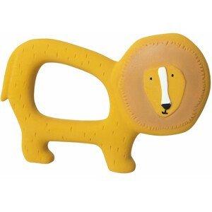 Trixie 100% přírodní uchopovací gumová hračka Mr. Lion