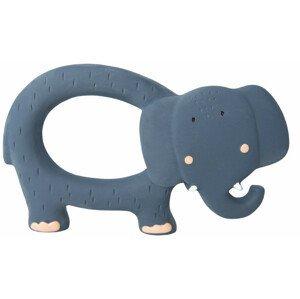 Trixie 100% přírodní uchopovací gumová hračka Mrs. Elephant