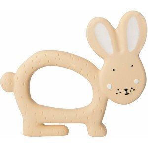 Trixie 100% přírodní uchopovací gumová hračka Mrs. Rabbit