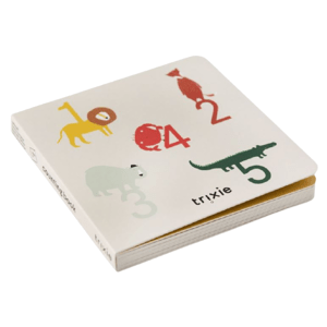Trixie Kniha Counting book