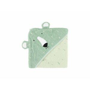 Dětská osuška s kapucí Trixie - Mr. Polar Bear 1ks