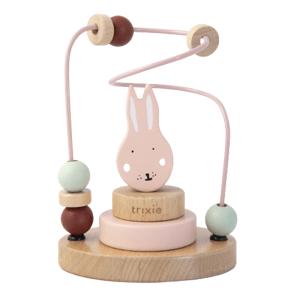 Trixie Dřevěné bludiště Mrs. Rabbit 1ks