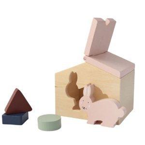 Trixie Dřevěný dům Mrs. Rabbit