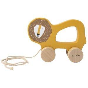 Trixie Dřevěná tahací hračka Mr. Lion