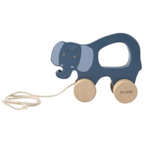 Trixie Dřevěná tahací hračka Mr. Elephant