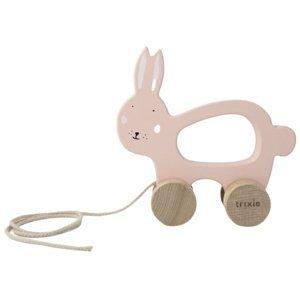 Trixie Dřevěná tahací hračka Mr. Rabbit