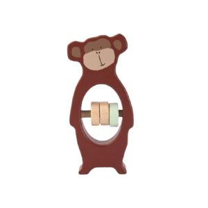 Trixie Dřevěné chrastítko Mr. Monkey